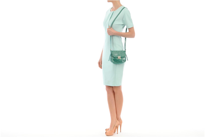Handtaschen Georgia Rose Malaga grün ansicht von oben