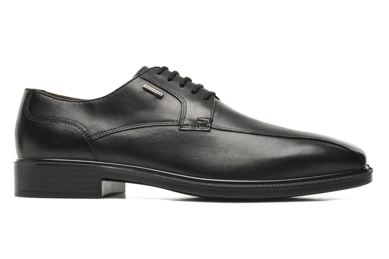 Lace-up shoes Geox U ALEX A ABX A U44C4A Black back view