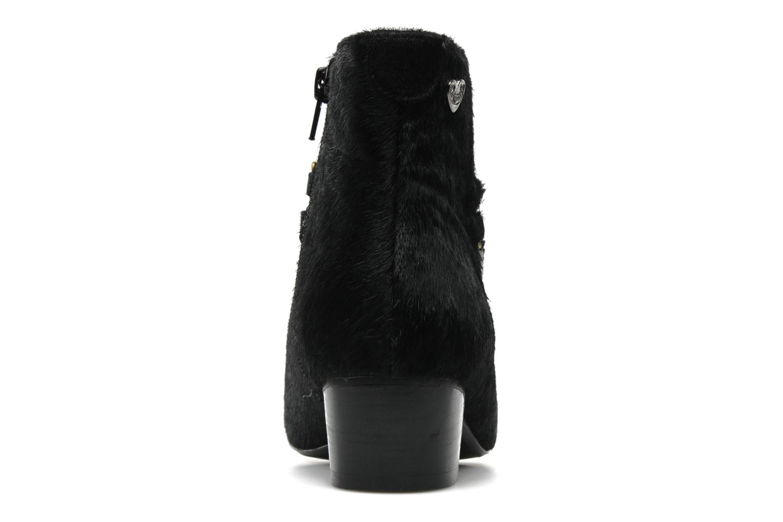 Bottines et boots Lollipops Nasty leather boots Noir vue droite