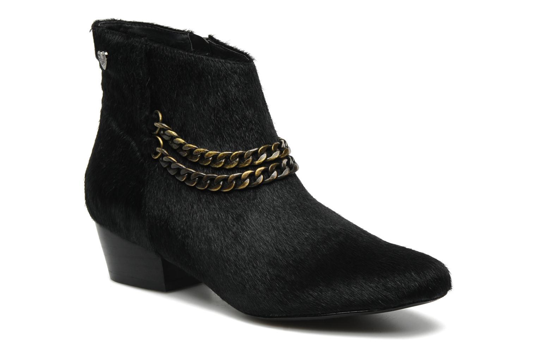 Bottines et boots Lollipops Nasty leather boots Noir vue détail/paire