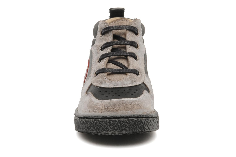Stiefeletten & Boots Natik Canaries schwarz schuhe getragen