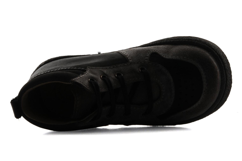 Bottines et boots Natik Canaries Noir vue gauche