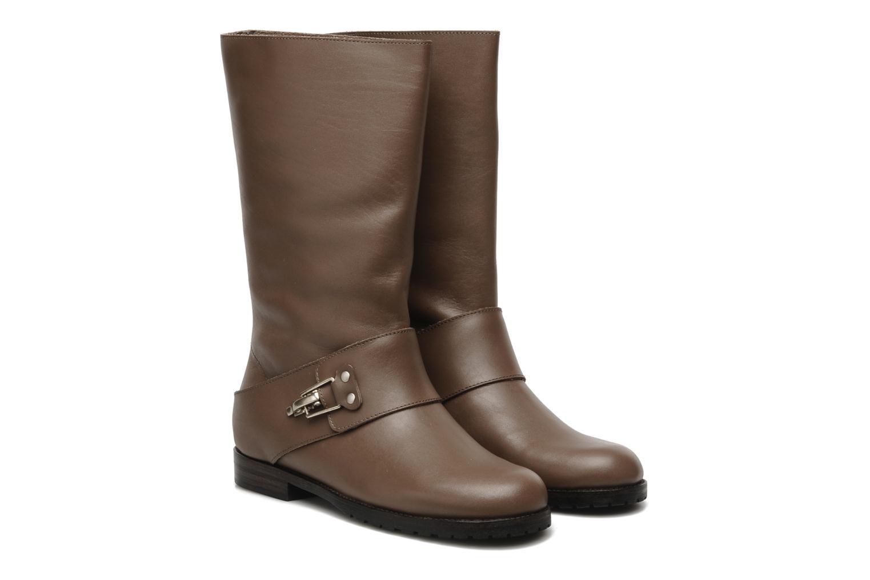 Stiefeletten & Boots See by Chloé Buck braun 3 von 4 ansichten
