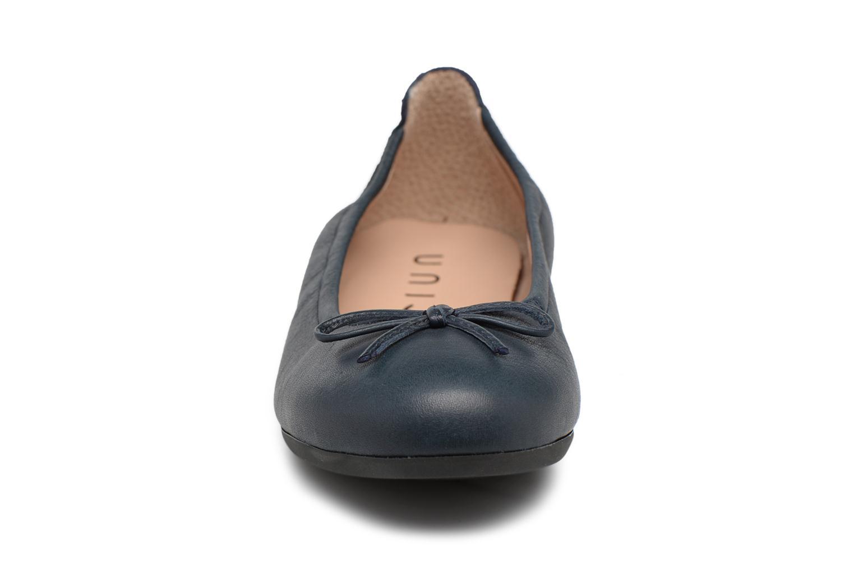 Ballet pumps Unisa Cresy Blue model view