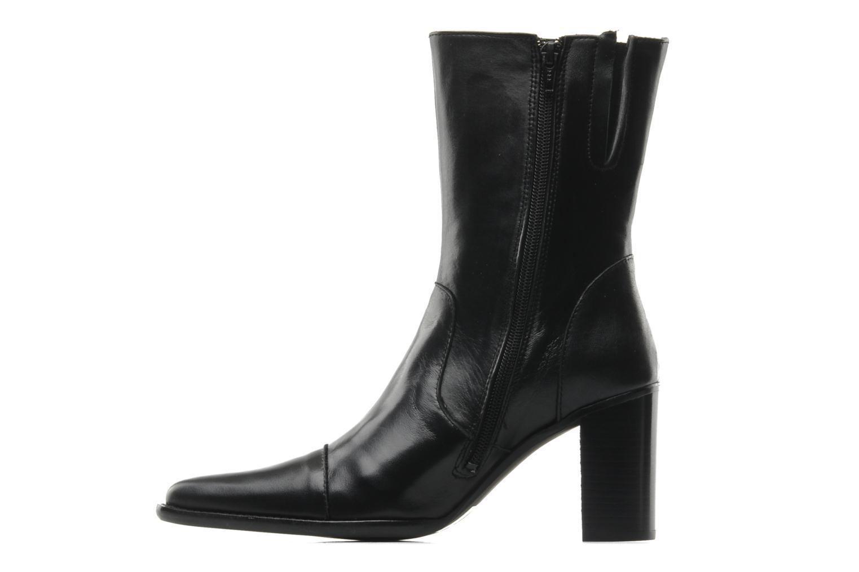 Boots en enkellaarsjes M PAR M Curry Zwart voorkant