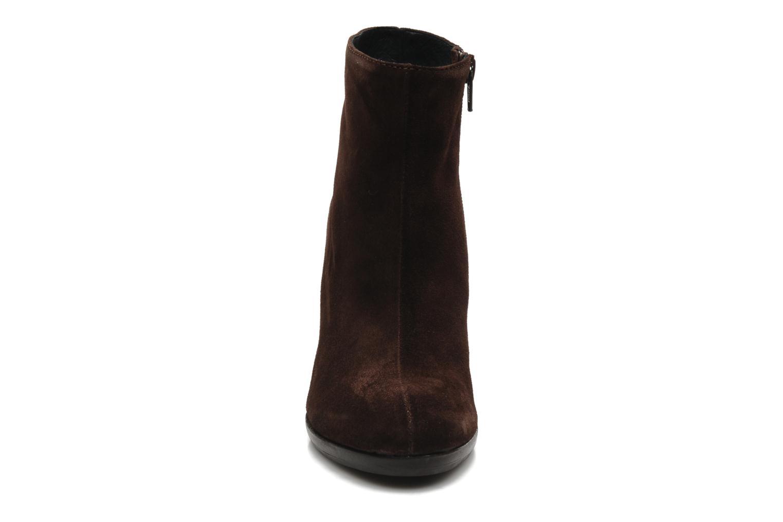 Stiefeletten & Boots M PAR M Clan braun schuhe getragen