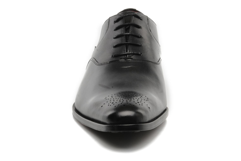 Zapatos con cordones Finsbury Winner Negro vista del modelo