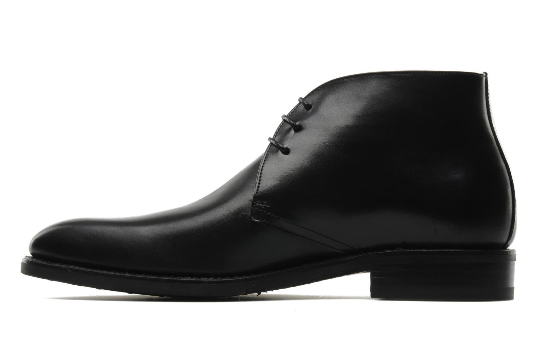 Chaussures à lacets Finsbury Chukka Noir vue face