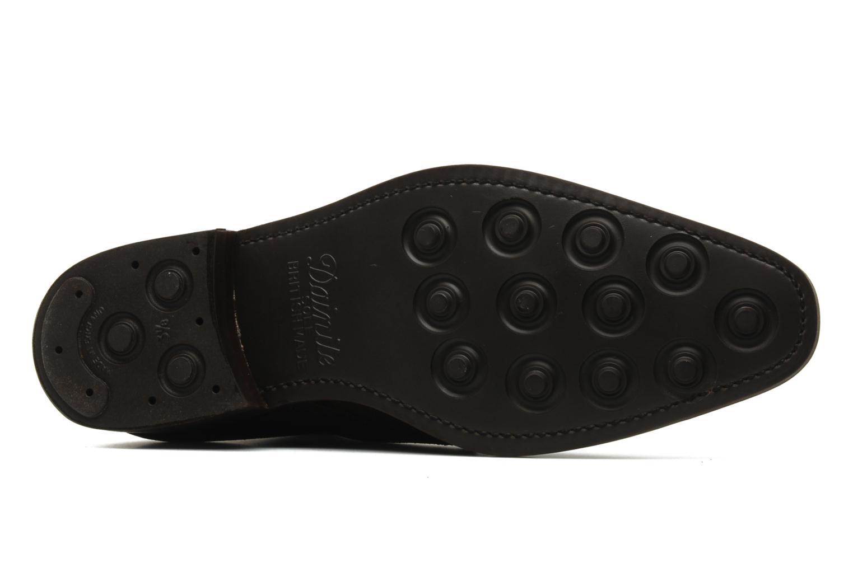 Chaussures à lacets Finsbury Chukka Marron vue haut