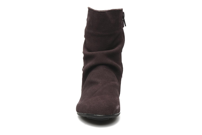 Stiefeletten & Boots Bopy Chocala lila schuhe getragen