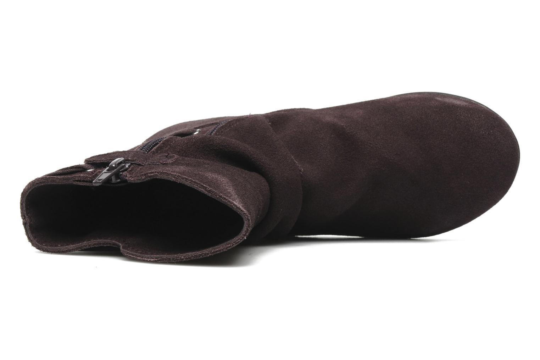 Stiefeletten & Boots Bopy Chocala lila ansicht von links