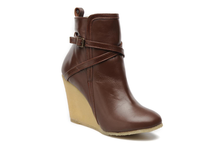 Boots en enkellaarsjes Paul & Joe Sister Ocasey Bruin detail
