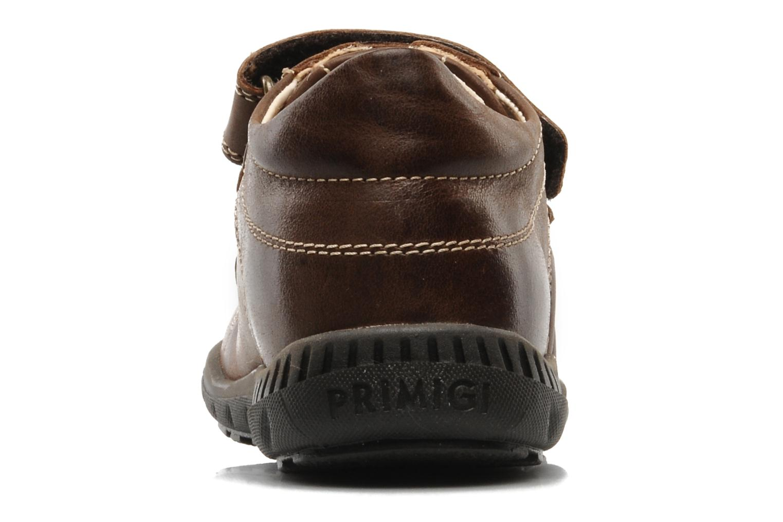 Sneaker Primigi Roky braun ansicht von rechts