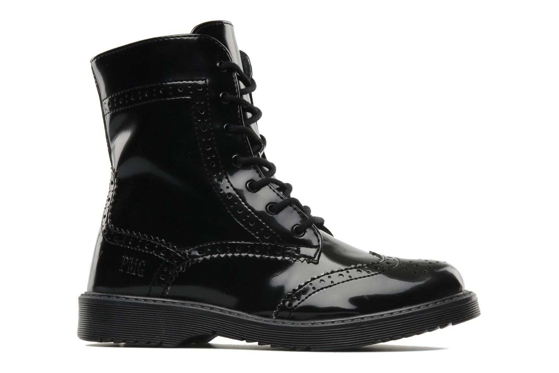 Stiefeletten & Boots Primigi Liverpool schwarz ansicht von hinten
