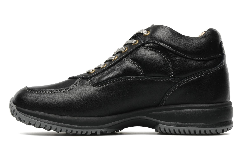 Sneakers Primigi Willhelm Zwart voorkant