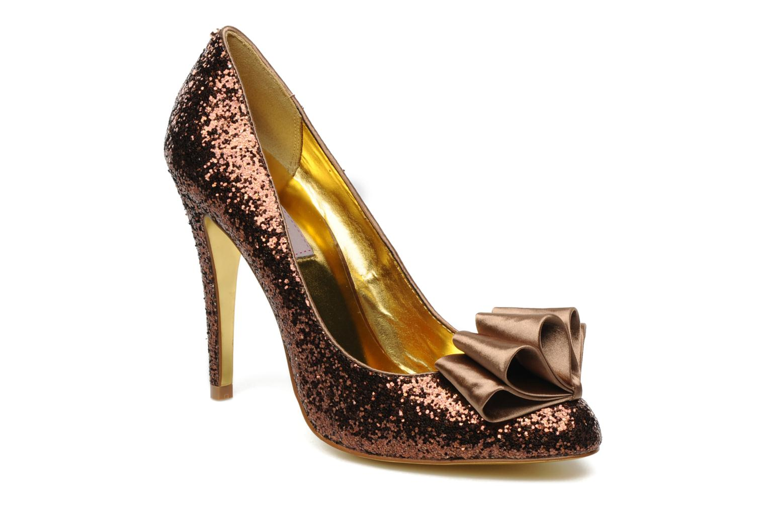 High heels Ted Baker MAYTER Bronze and Gold detailed view/ Pair view