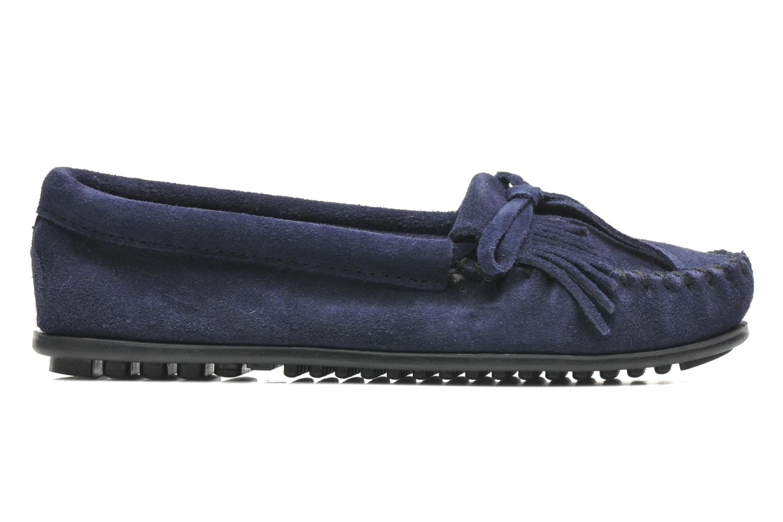 Mocassini Minnetonka KILTY SUEDE MOC Azzurro immagine posteriore