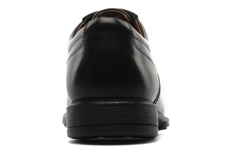 Chaussures à lacets Hush Puppies Rockford 3 Noir vue droite