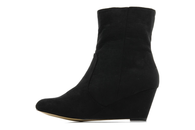 Bottines et boots I Love Shoes Norris Noir vue face