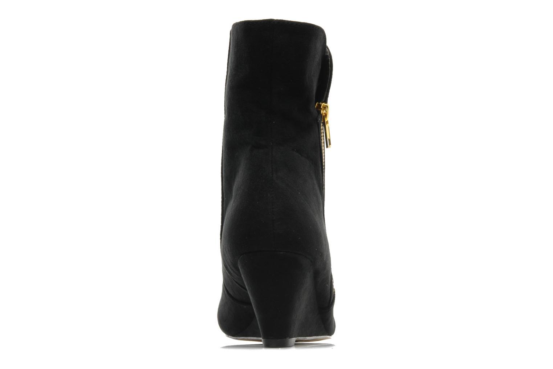 Bottines et boots I Love Shoes Norris Noir vue droite