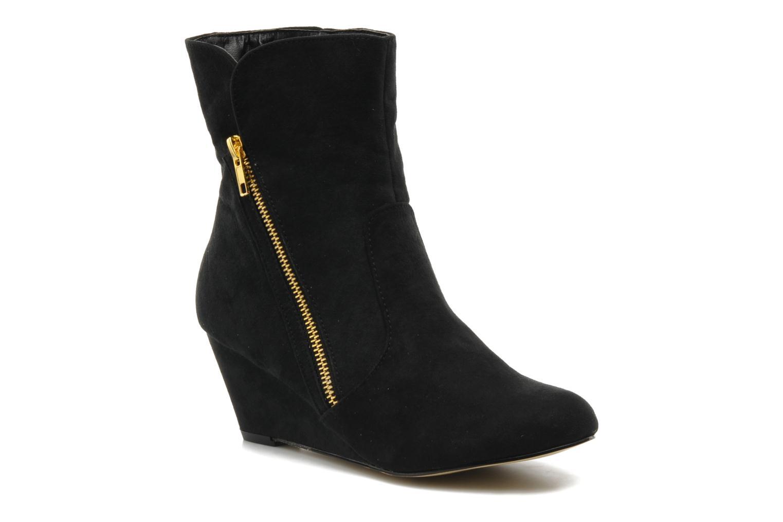 Bottines et boots I Love Shoes Norris Noir vue détail/paire