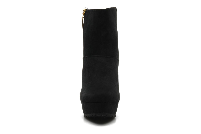 Bottines et boots I Love Shoes Napoli Noir vue portées chaussures