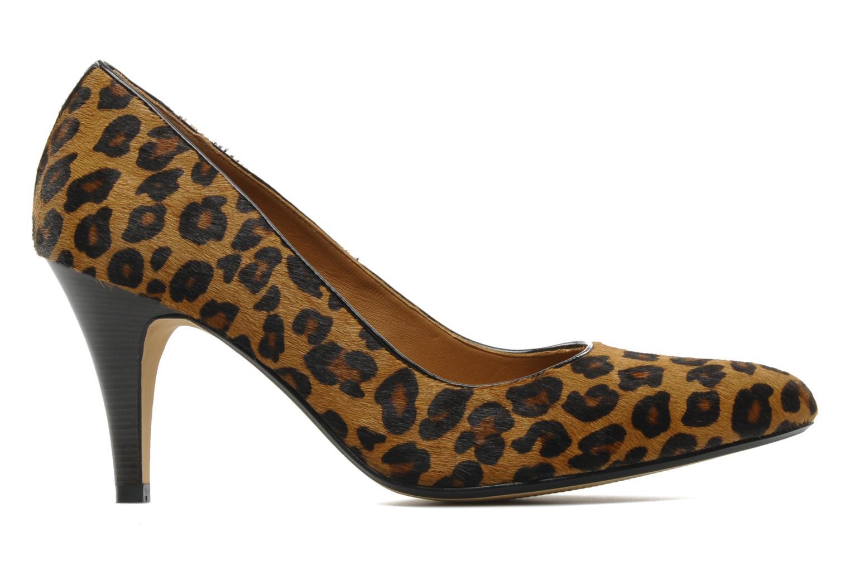High heels Clarks Cedar Chest Multicolor back view