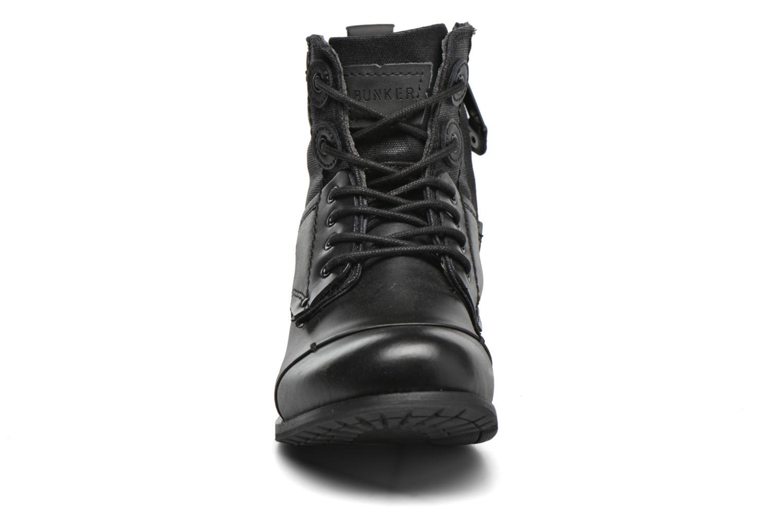 Boots en enkellaarsjes Bunker Sara sar Zwart model