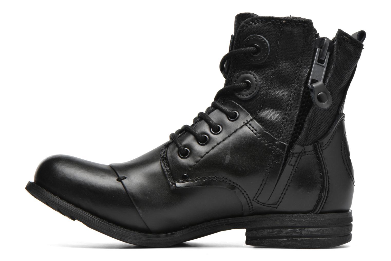 Boots en enkellaarsjes Bunker Sara sar Zwart voorkant
