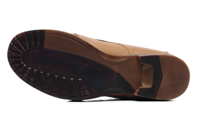 Boots en enkellaarsjes Bunker Sara zip Bruin boven