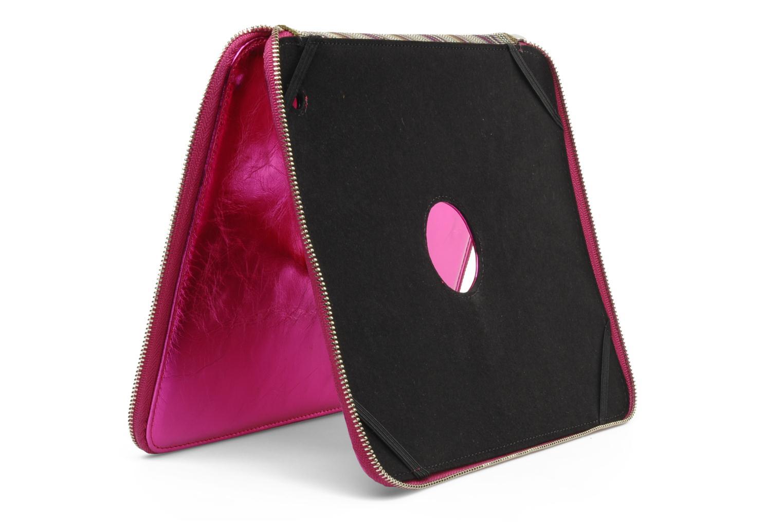Portemonnaies & Clutches Kesslord PADE lila ansicht von links