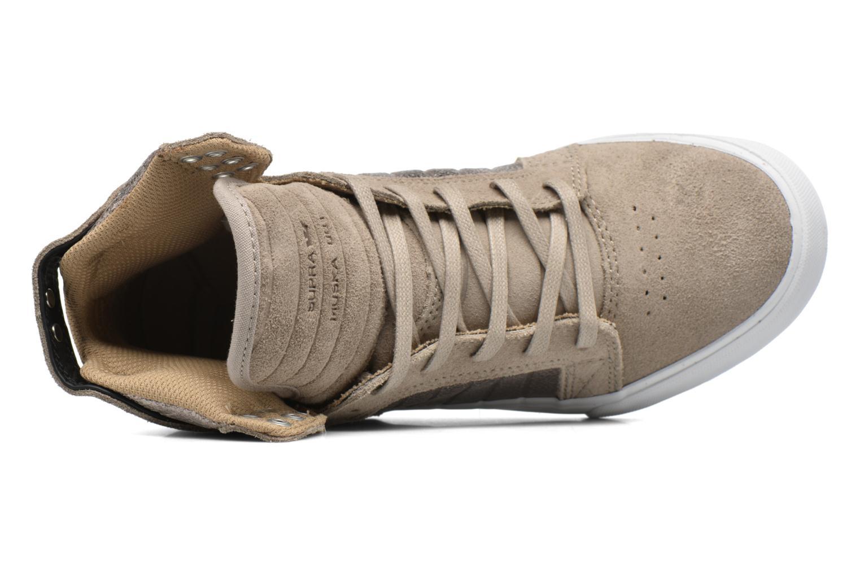 Sneakers Supra Skytop w Bruin links