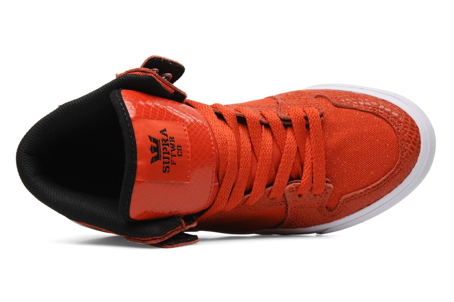 Sneakers Supra Vaider w Rood links