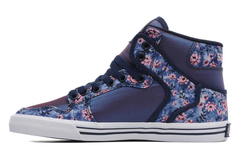Sneaker Supra Vaider w mehrfarbig ansicht von vorne