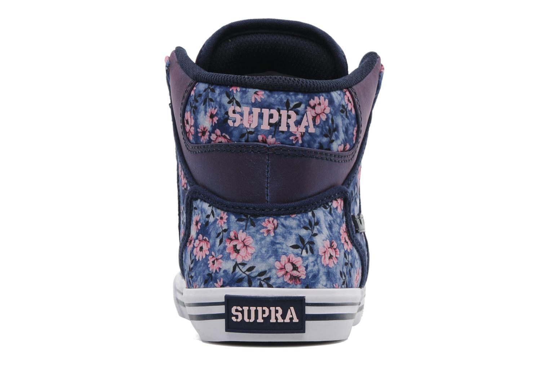 Sneaker Supra Vaider w mehrfarbig ansicht von rechts
