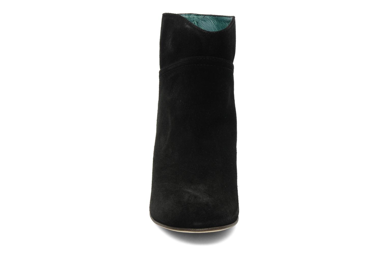 Bottines et boots Fred De La Bretonière Arto Noir vue portées chaussures