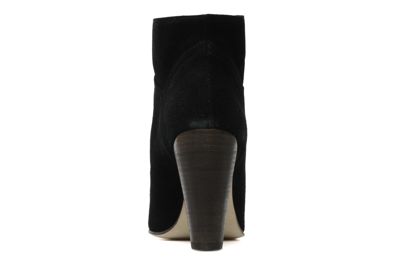 Bottines et boots Fred De La Bretonière Arto Noir vue droite