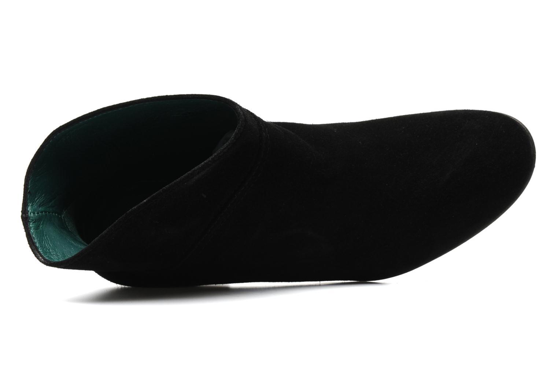 Bottines et boots Fred De La Bretonière Arto Noir vue gauche