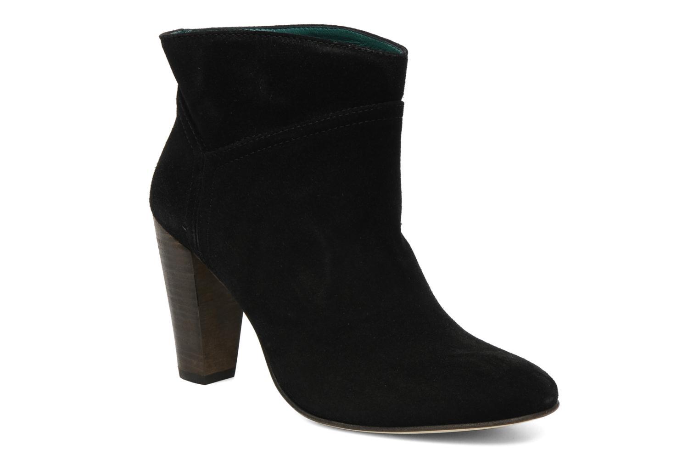 Bottines et boots Fred De La Bretonière Arto Noir vue détail/paire