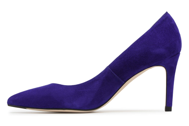 High heels L.K. Bennett Floret Blue front view