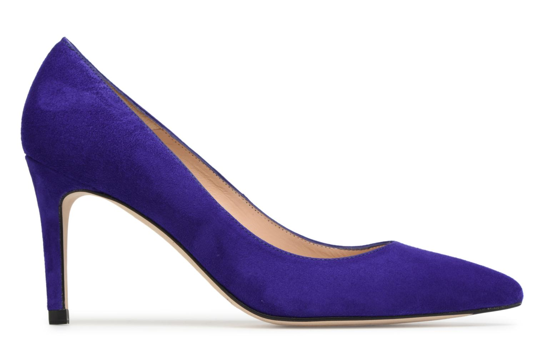 High heels L.K. Bennett Floret Blue back view