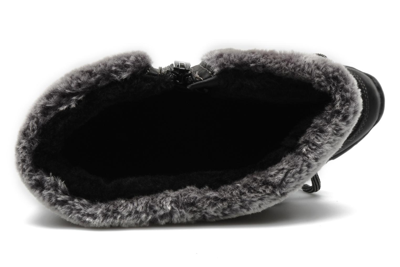 Bottes I Love Shoes Ressaut Noir vue gauche