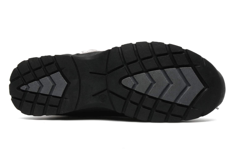 Bottes I Love Shoes Ressaut Noir vue haut