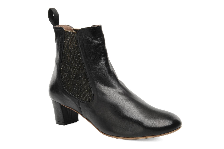 Boots en enkellaarsjes Avril Gau Ralf Zwart detail