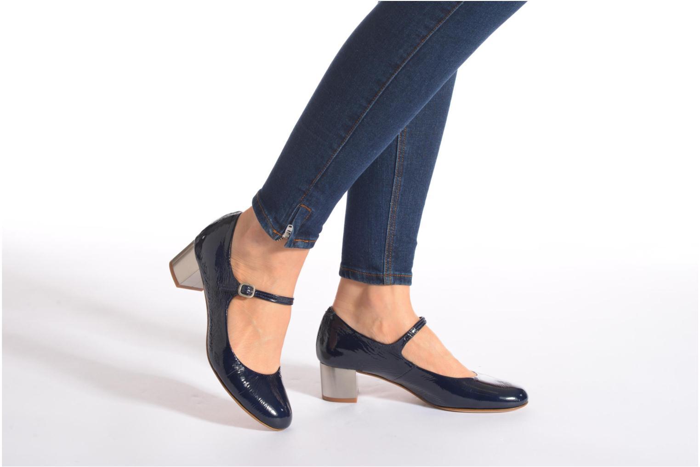 Zapatos de tacón Avril Gau Rosy Rojo vista de abajo
