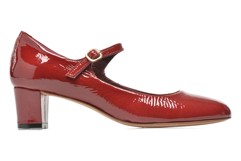 Escarpins Avril Gau Rosy Rouge vue derrière