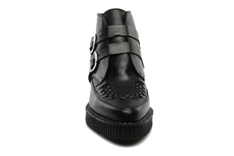 Bottines et boots Underground BOWIE Noir vue portées chaussures