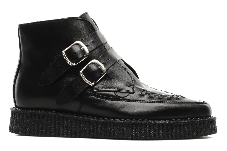 Bottines et boots Underground BOWIE Noir vue derrière