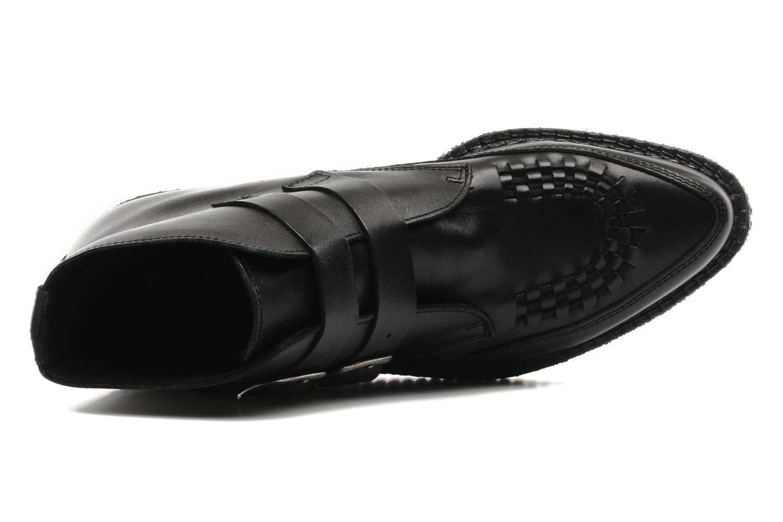 Bottines et boots Underground BOWIE Noir vue gauche