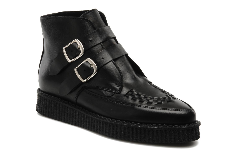 Bottines et boots Underground BOWIE Noir vue détail/paire